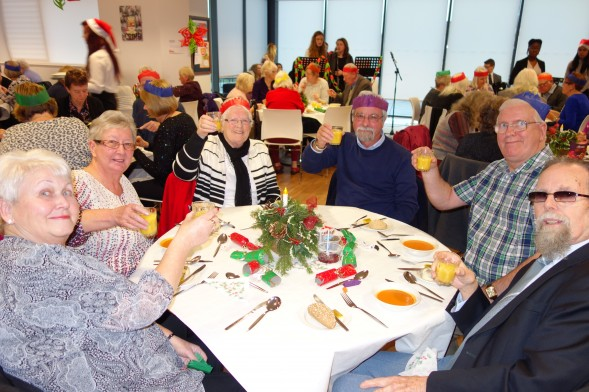 powerhouse tamworth christmas luncheon - photo#4