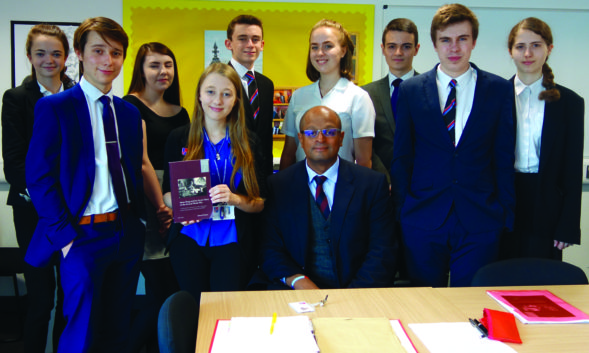 Sixth Form Select Initiative - Group 1